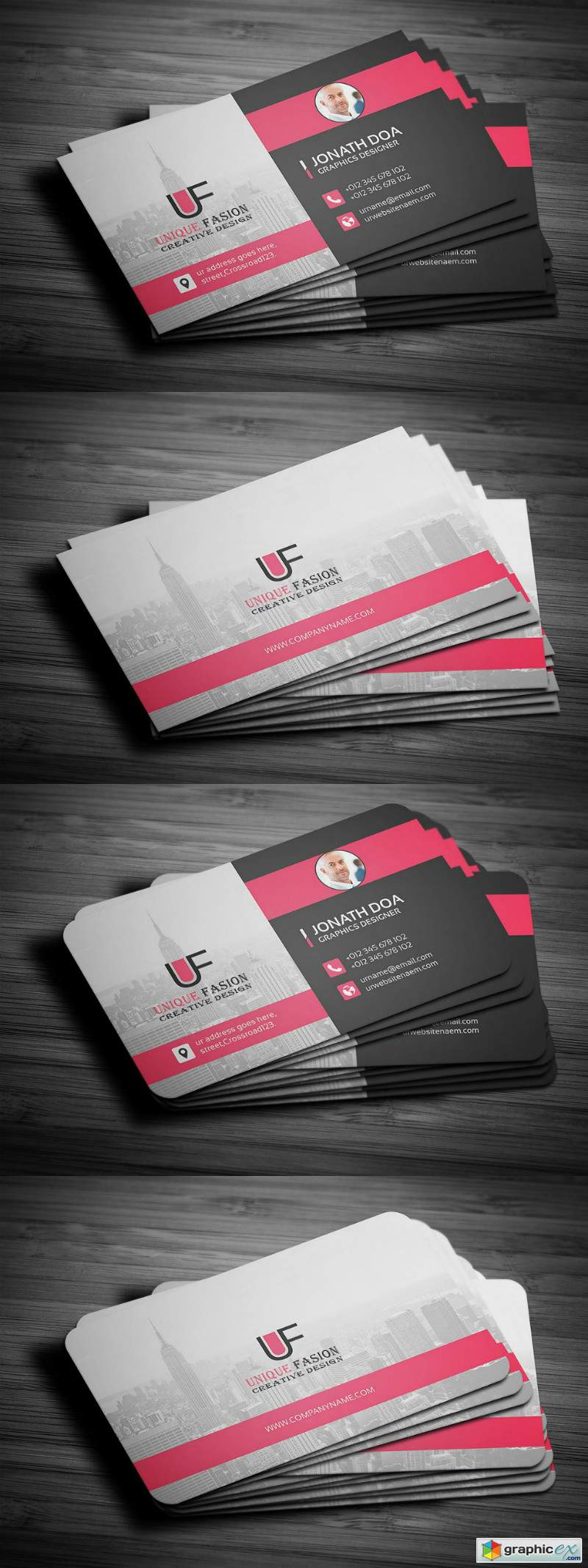 Business Card 3380147