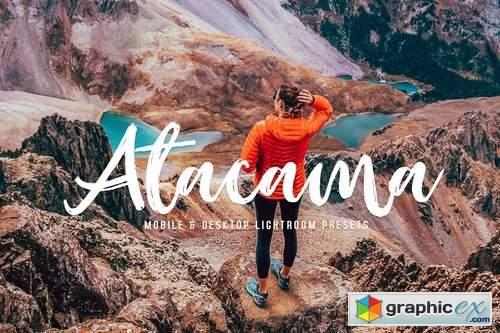 Atacama Lightroom Presets Pack