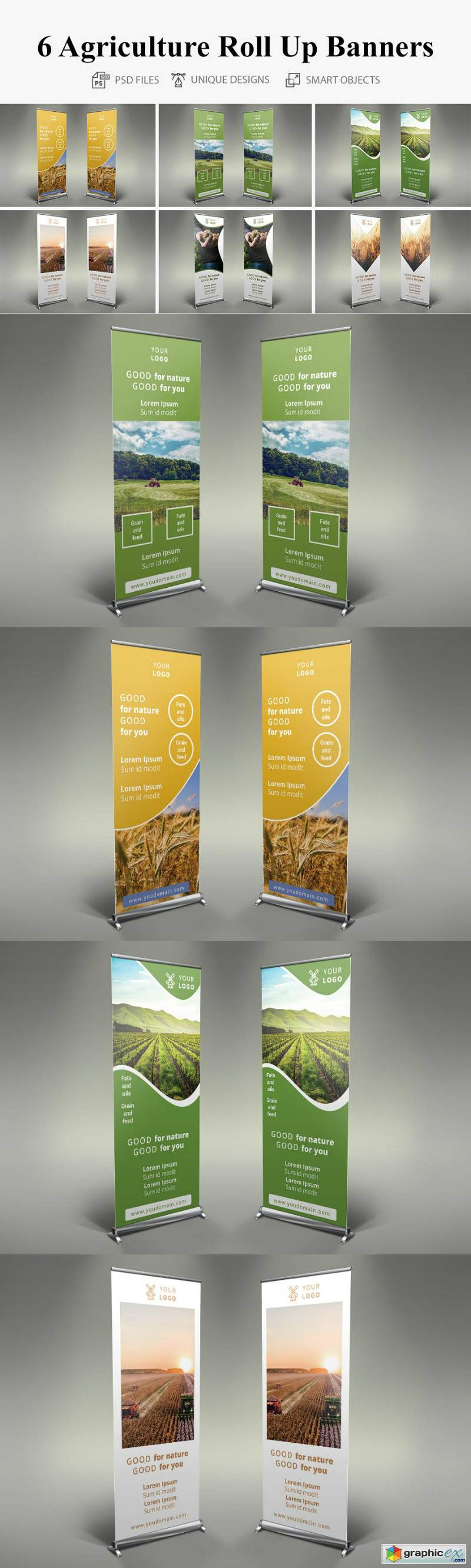 Roll Up Banners - 026