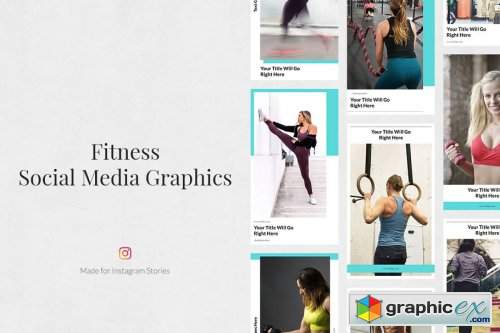 Fitness Pack » Free Download Vector Stock Image Photoshop Icon