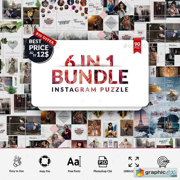 Instagram Bundle 23689183