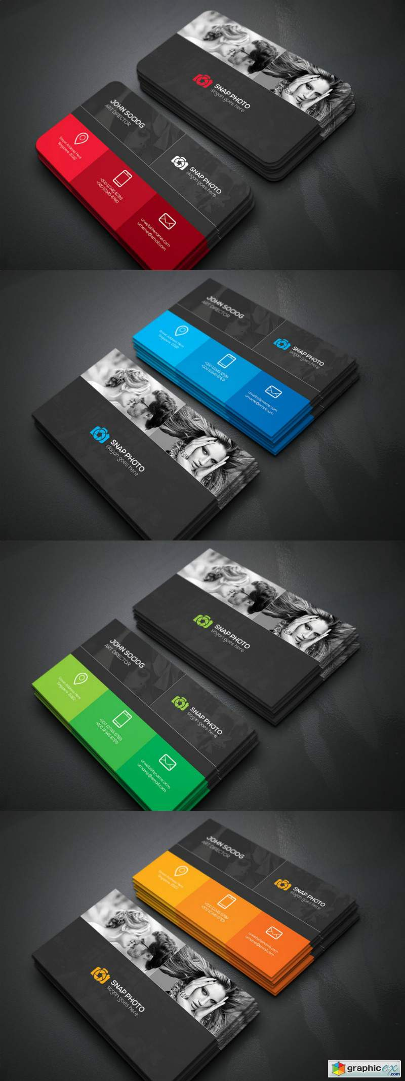 Photography Business Cards 3239919