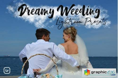 Dreamy Weading Lightroom Presets