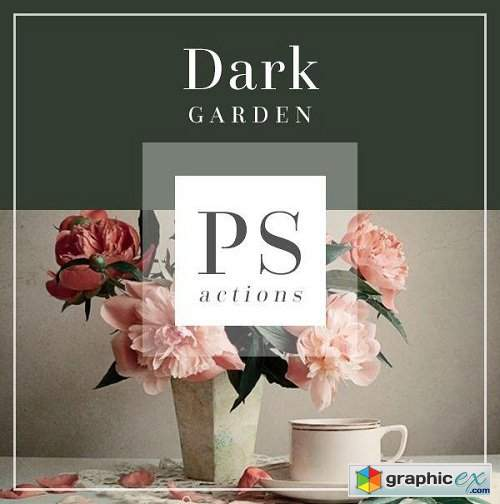 Bellevue Avenue - Dark Garden PS Action