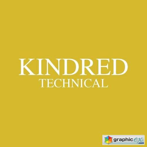 Kindred Technical Lightroom Presets