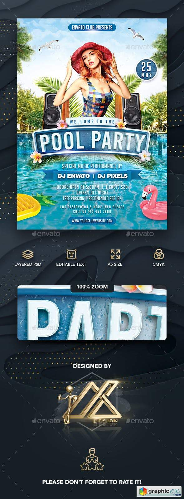 Pool Party 23779632