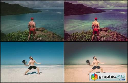 756 Summertime Lightroom Presets Bundle 3770289