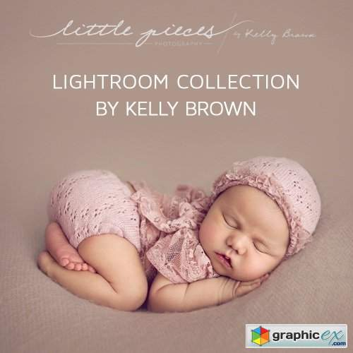 Kelly Brown Lightroom Presets Collection