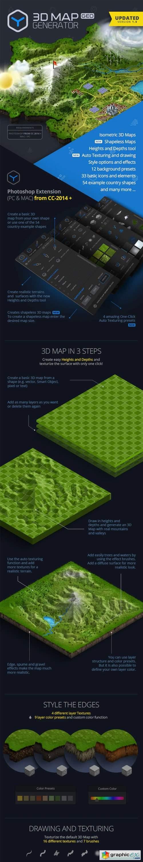 3D Map Generator - GEO - V1 5 12451004 - 16 November 18