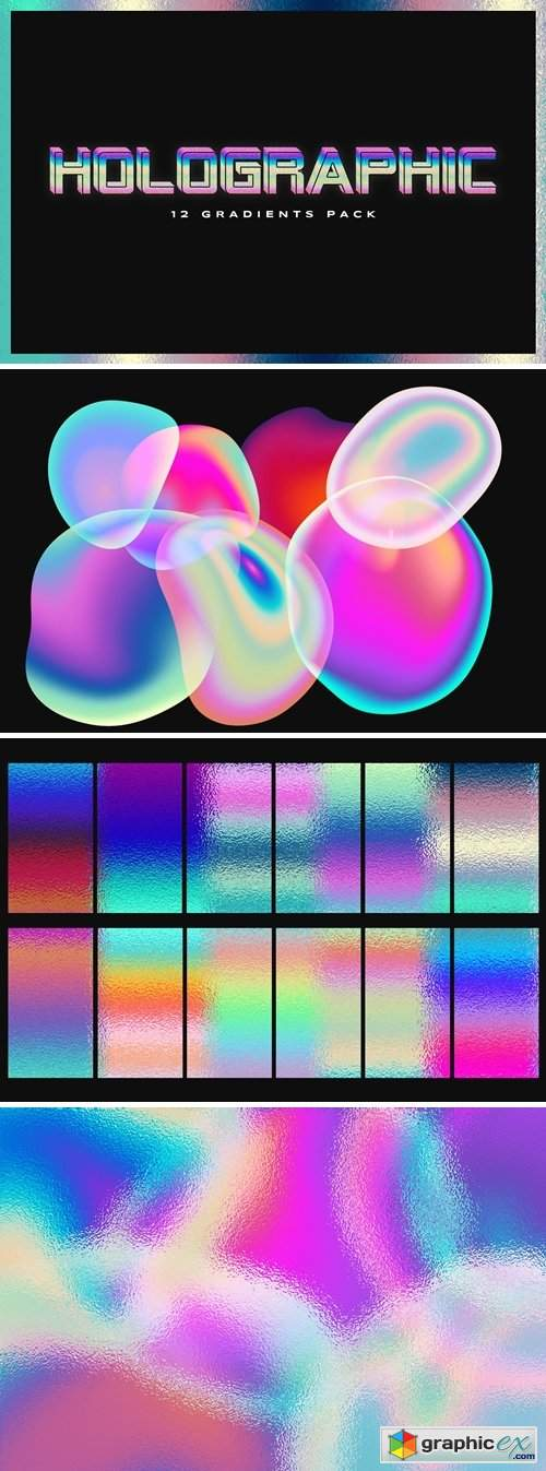 12 Holographic Gradients