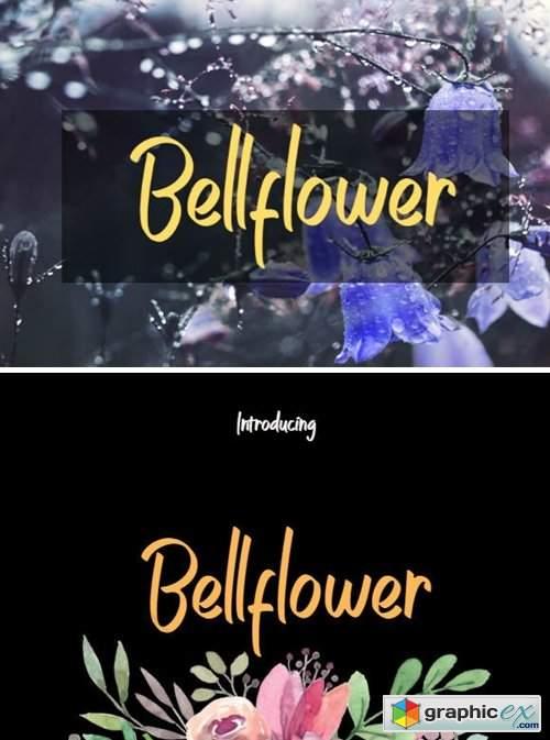 Download Bellflower Font » Free Download Vector Stock Image ...