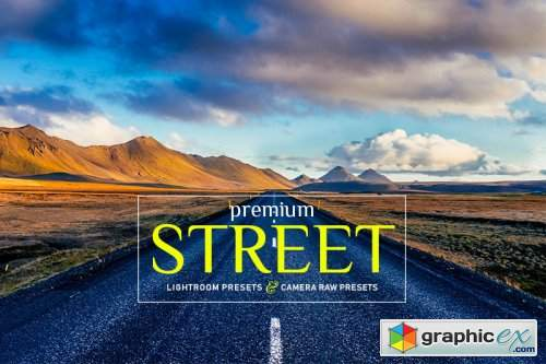 Premium Street Lightroom and Camera Raw Presets » Free