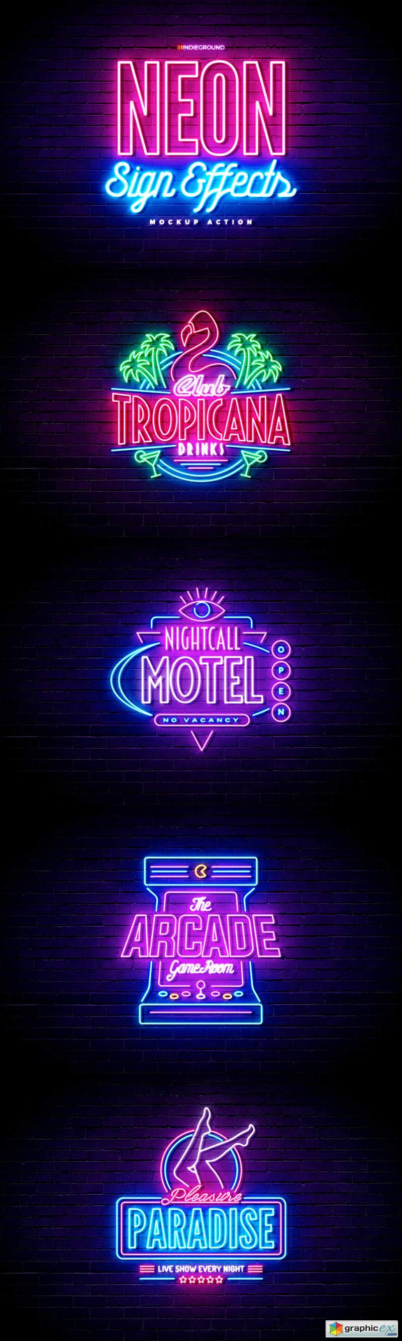 Neon Sign Effects 3893928