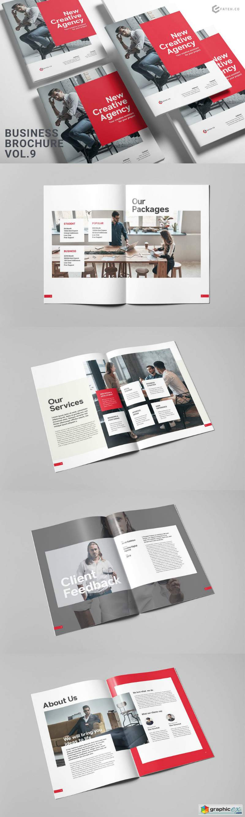 Business Brochure Vol.9