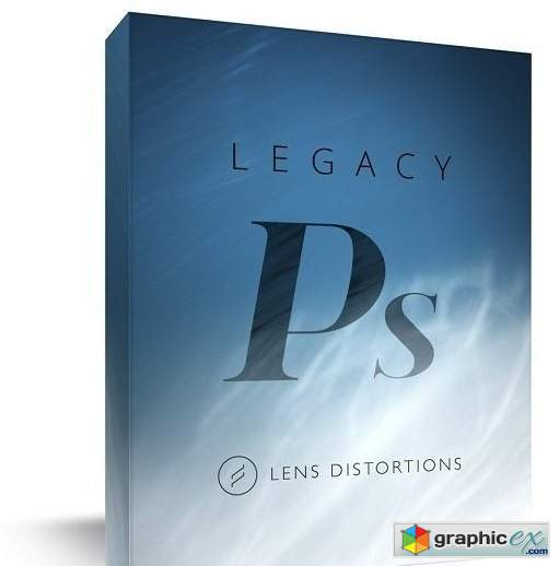 Lens Distortions - Legacy PS Actions v1 1 » Free Download