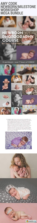Amy Cook Newborn and Milestone Course MEGA BUNDLE!