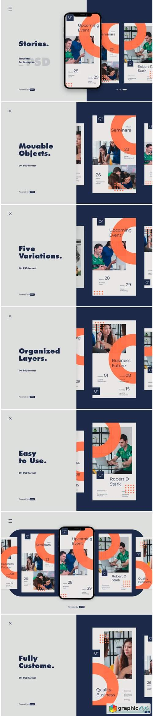Instagram Story Template 1705538