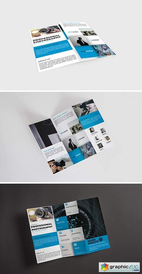 Modern Photography Brochure