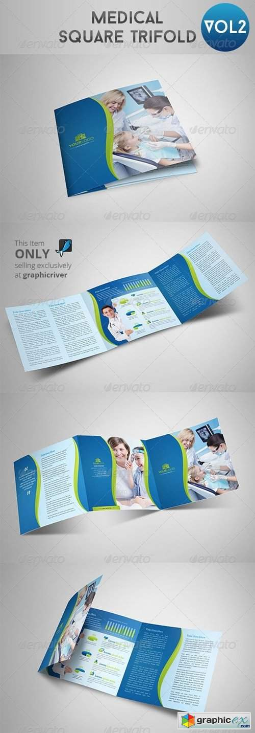 Medical Square Trifold 2