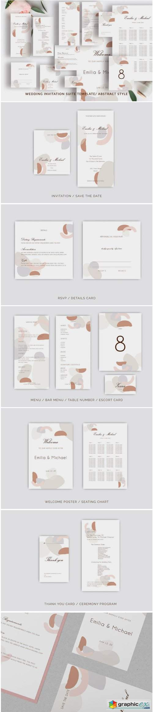 Wedding Template Suite