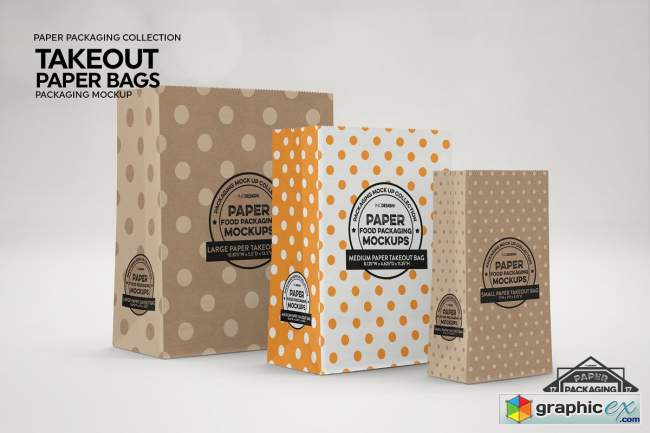 VOL. 17 Paper Box Packaging Mockups
