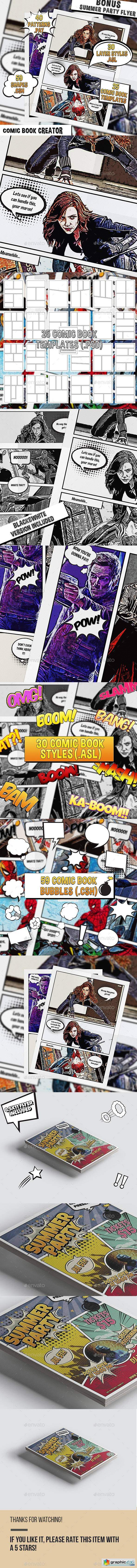 Comic Book Creator 23877625