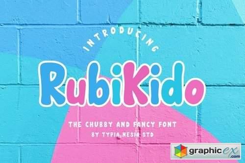 Rubi Kido Font