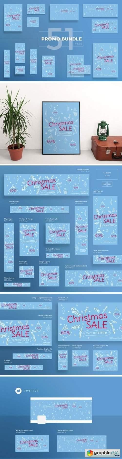 Promo Bundle | Christmas Sale