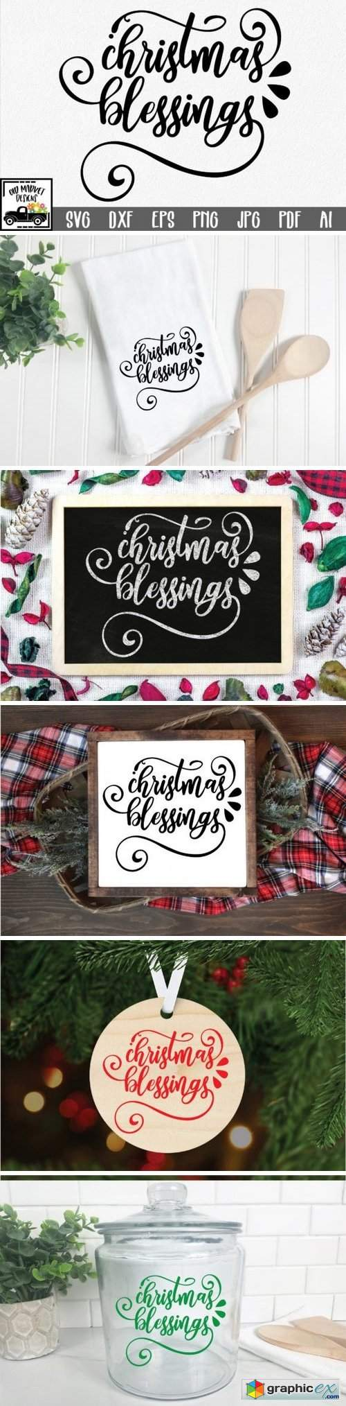 Days Until Christmas – Countdown SVG Cut File