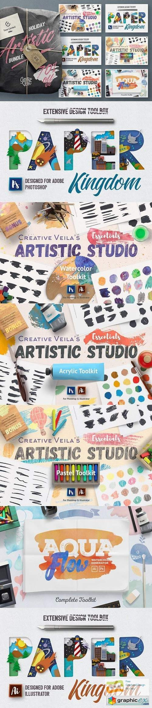 Holiday Artistic Bundle 2111106