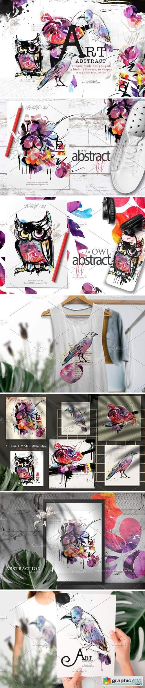 Abstract Art 3475811