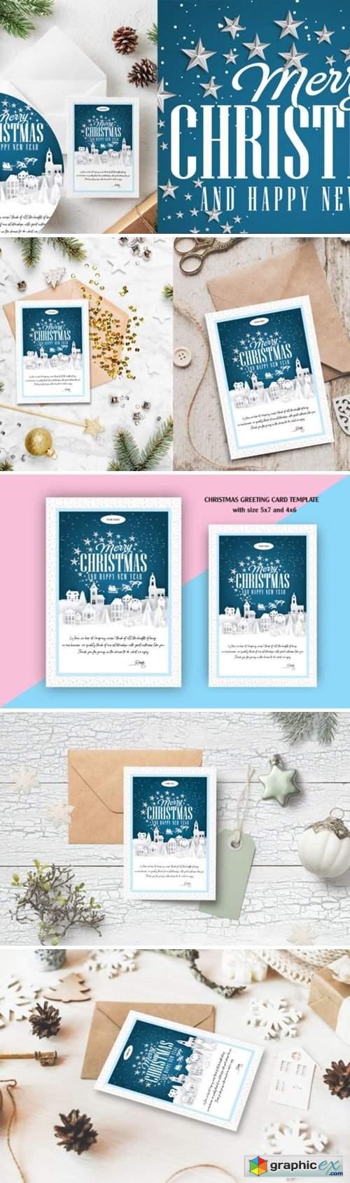 Christmas Greeting Card 1847617