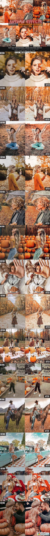 Autumn Photoshop Action 24778782