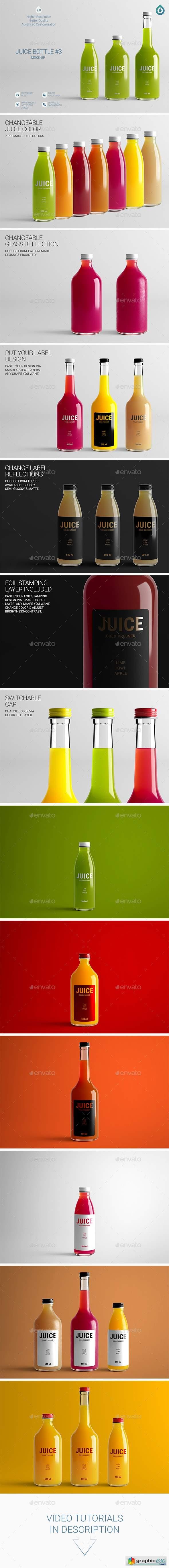 Juice Mock-Up