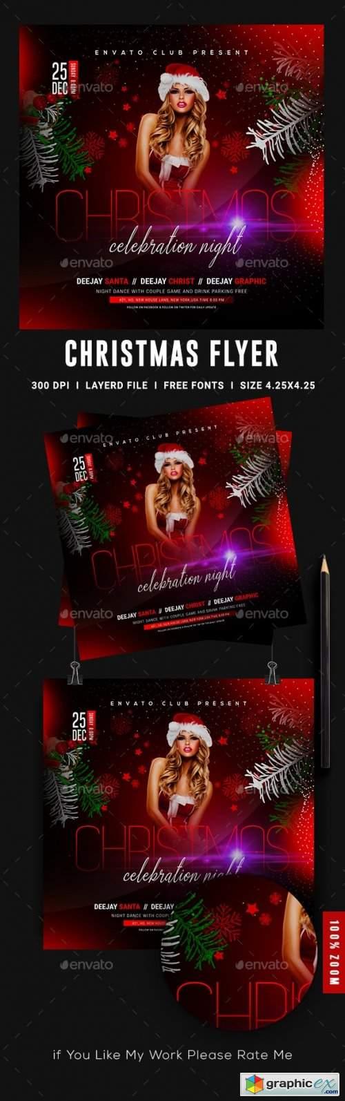 Christmas Flyer 25069967