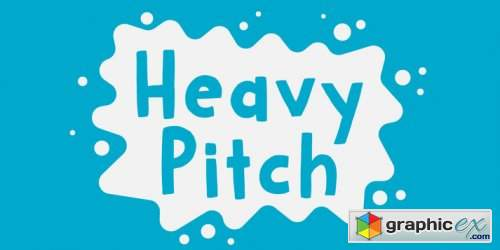 Heavy Pitch Complete Family