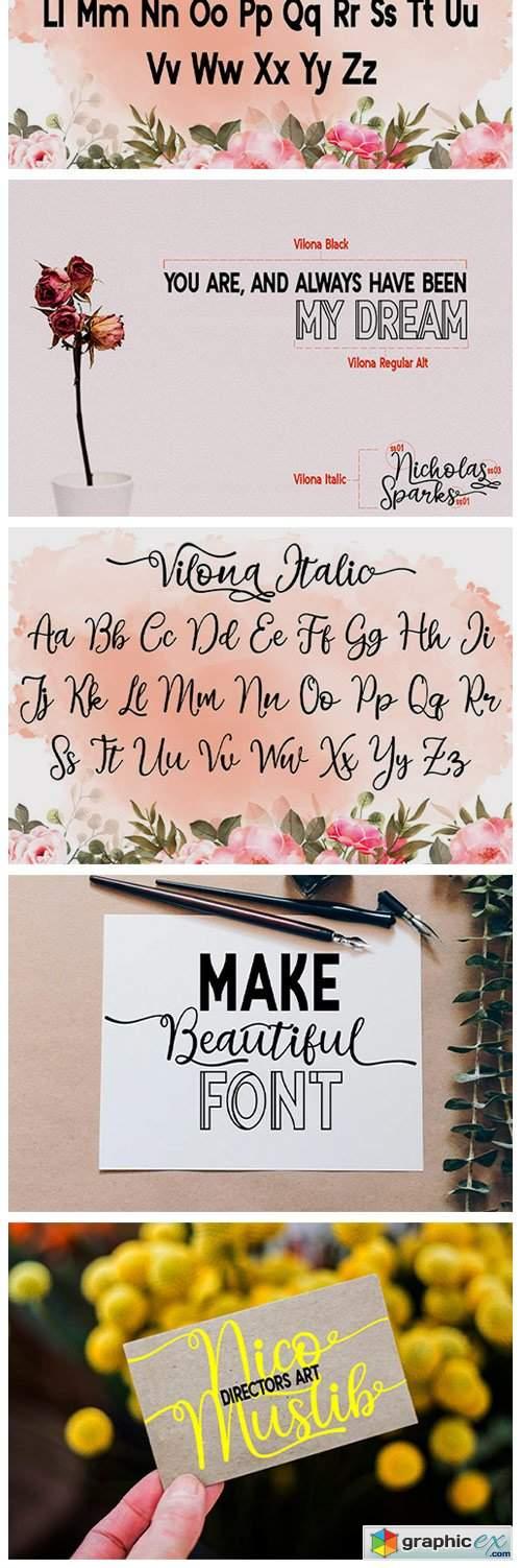 Vilona Font