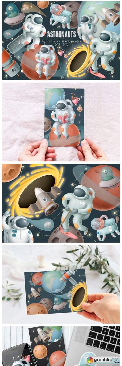 Open Space Scene Creator