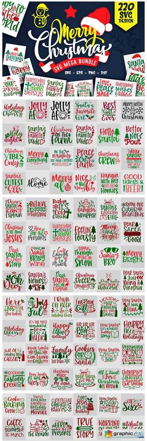 Christmas Design Mega Bundle