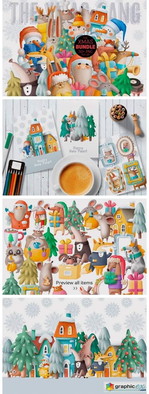 BIG Christmas Bundle 2152892