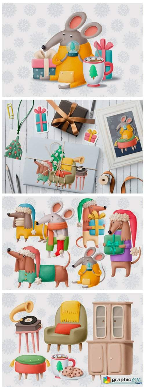 Christmas Scene Creator 2151095