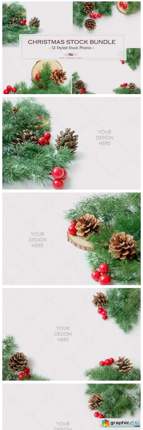 Christmas Stock Bundle