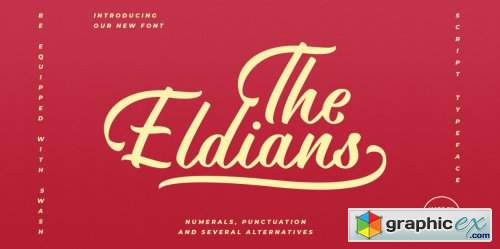 The Eldians Complete Family