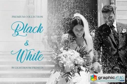 Black & White Presets for Lightroom