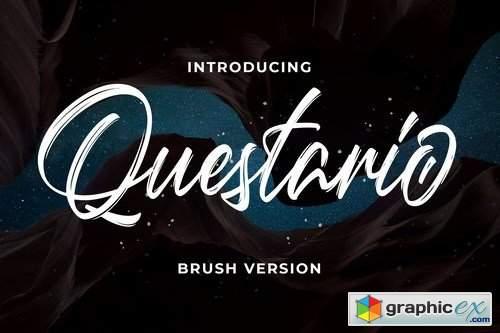 Questario Brush Style