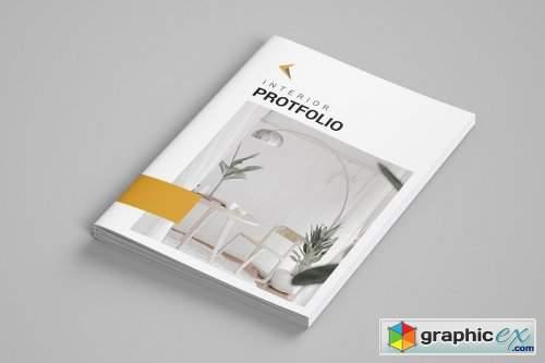 Interior Portfolio Brochure