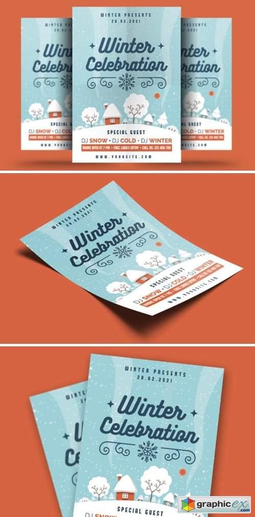 Winter Celebration Flyer 2276208