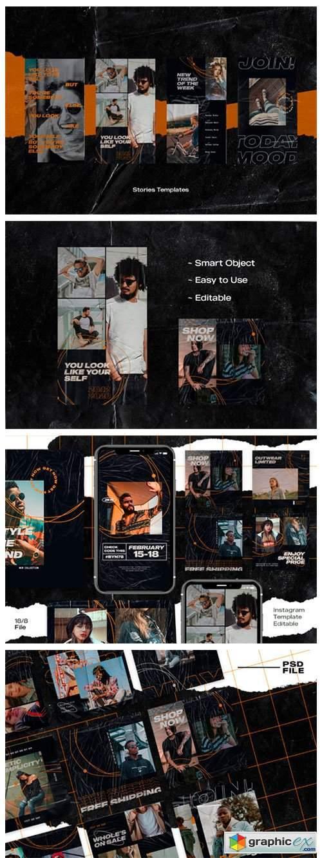Fashion Instagram Templates 2323271