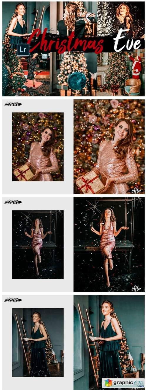 5 Christmas Eve Desktop Lightroom Preset