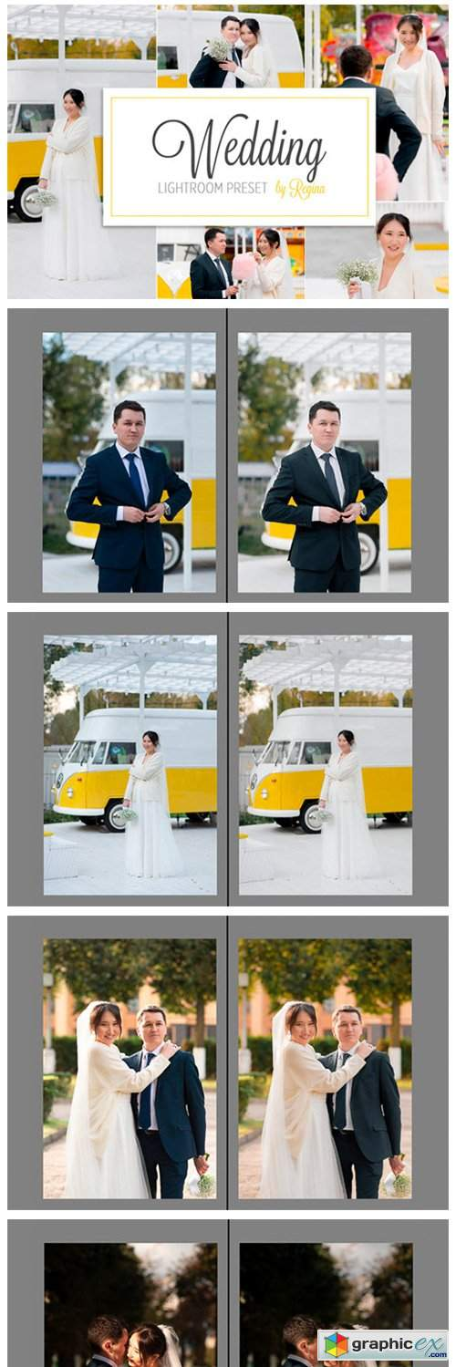 Wedding Lightroom Presets 2473256